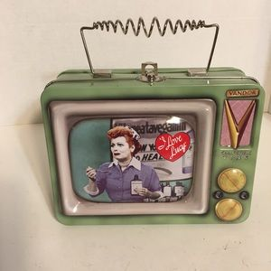"""I Love Lucy"" Collectible Tin!"